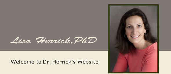 Lisa Herrick PhD header