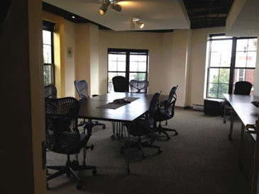 collaborative practice center of greater washington conference room