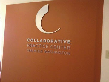 collaborative practice center of greater washington entrance